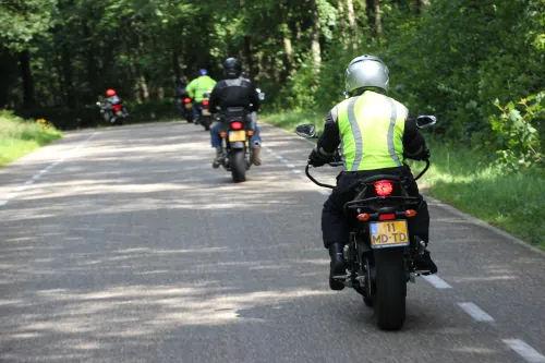 Motorrijbewijspoint Spijkenisse motor lesplan