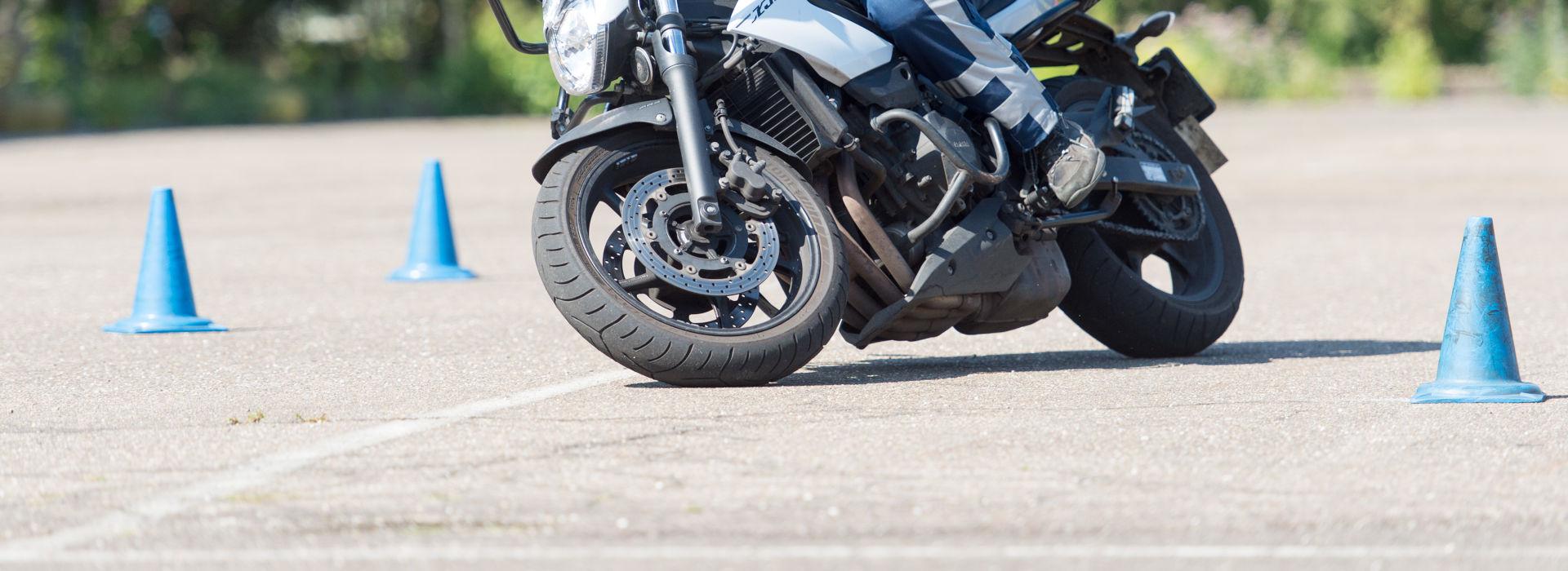 Motorrijbewijspoint Spijkenisse rijtest