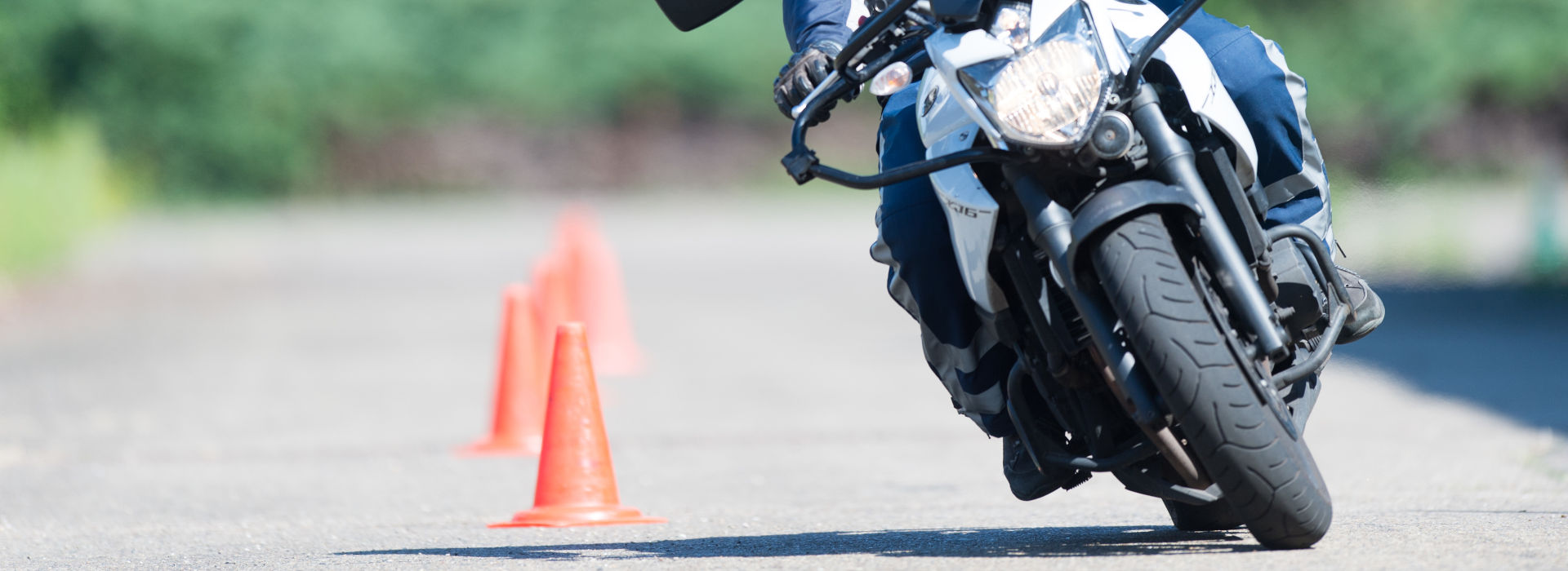 Motorrijbewijspoint Spijkenisse motor rijvaardigheid